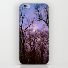 Moonlight iPhone & iPod Skin