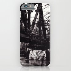 Stencil under the Bridge iPhone 6s Slim Case