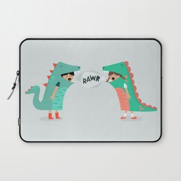 means 'I love you' Laptop Sleeve