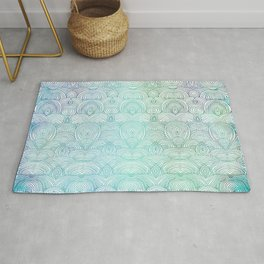 Up In The Sky Rug
