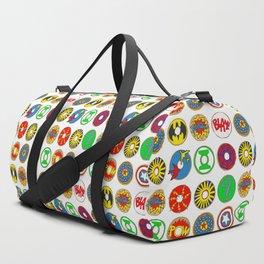 Superhero Donuts Duffle Bag