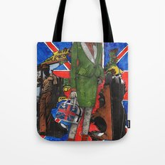 THE MODERNISTS - Skinhead Tote Bag