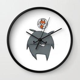 minima - rawr 01 Wall Clock
