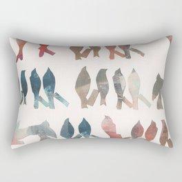 Birding 2 Rectangular Pillow