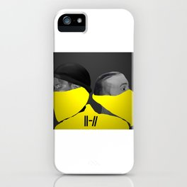 Trench iPhone Case