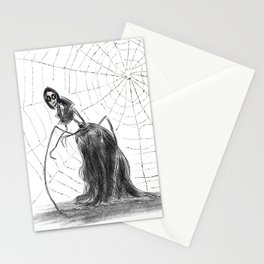 Coraline The Other Mother Stationery Cards