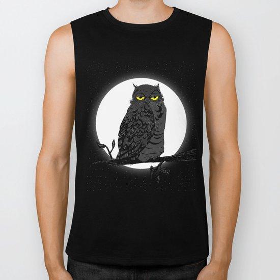 Night Owl V. 2 Biker Tank