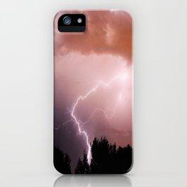 Lighting Bolt  iPhone Case
