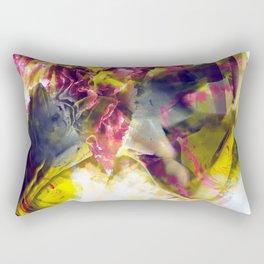 Ripped Rectangular Pillow