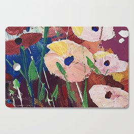 Garden Delight Cutting Board