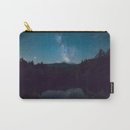 Universe Space Stars Planets Galaxy | Comforter Carry-All Pouch