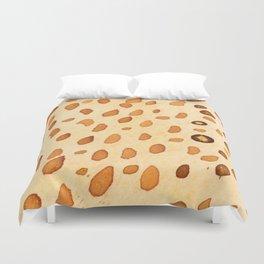 Savanna dots Duvet Cover