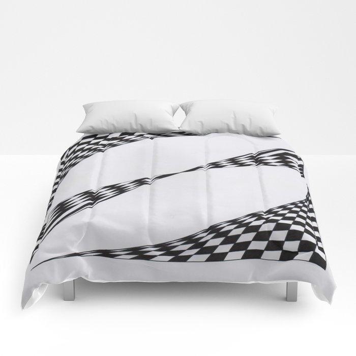 Half round Comforters