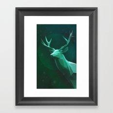 my deer no.1 Framed Art Print
