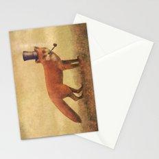 Crazy Like a Fox  Stationery Cards