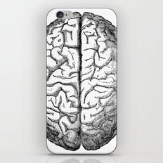 Brain iPhone Skin