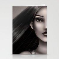pocahontas Stationery Cards featuring Pocahontas by NikkiBeth