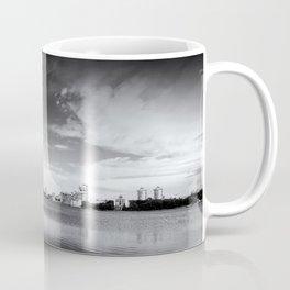 Yekaterinburg City Pond Russian Urals Coffee Mug