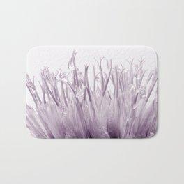 Monochrome - Centaurea Bath Mat