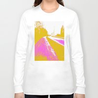 road Long Sleeve T-shirts featuring Road by Mr and Mrs Quirynen