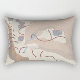 STATES OF EMERGENCY Rectangular Pillow