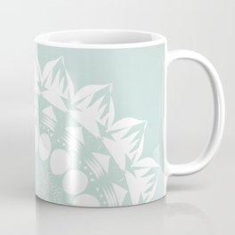 Baby Blue Mandala Coffee Mug