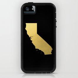 California Golden State iPhone Case