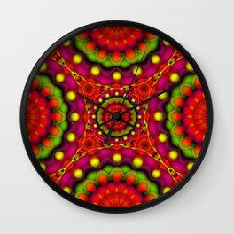 Psychedelic Visions G147 Wall Clock