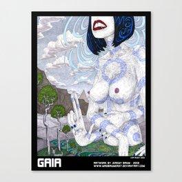GAIA Canvas Print