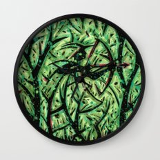 Orixás - Oxossi Wall Clock