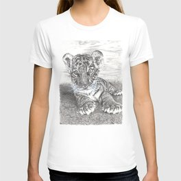 Fluke - Baby Tiger Cub T-shirt