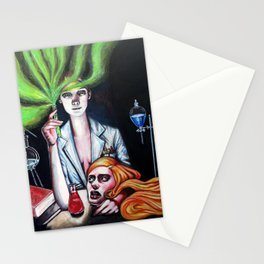 Re-Animated Stationery Cards