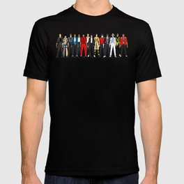 King MJ Pop Music Fashion LV T-shirt