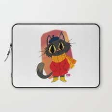 The Little Cat Laptop Sleeve
