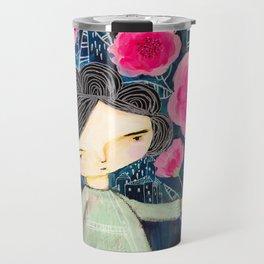 Quilted Princess Travel Mug