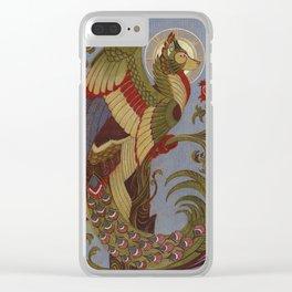 Simurgh 2 Clear iPhone Case
