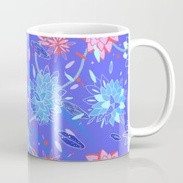 Heroinax Freaky Flowers Coffee Mug