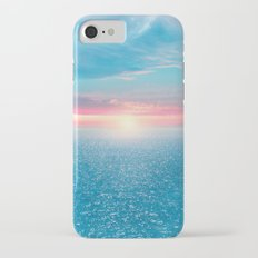 Pastel vibes 32 iPhone 7 Slim Case