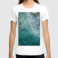 splash T-shirts featuring Splash by Leah McPhail