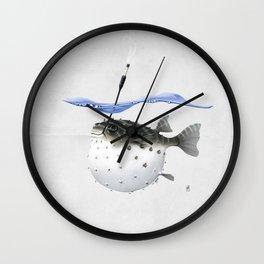 Take It Outside! (Wordless) Wall Clock