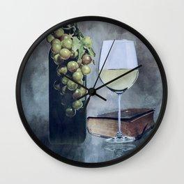 Ancient Evenings Wall Clock