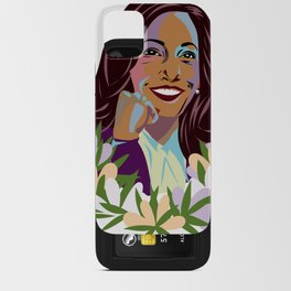Madam Vice President for the People iPhone Card Case