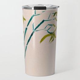 Bamboo - Sumi-e art Travel Mug