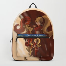 Vanilla and Chocolate Backpack