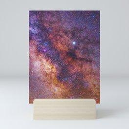 Milky Way Galaxy Mini Art Print