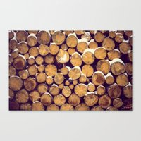 pocket fuel Canvas Prints featuring fuel by Омаха