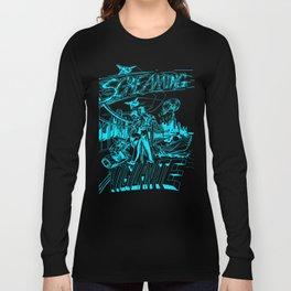 Screaming Vigilante Long Sleeve T-shirt