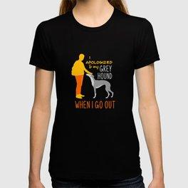 Greyhound, Greyhound gift, Greyhound  galgo T-shirt