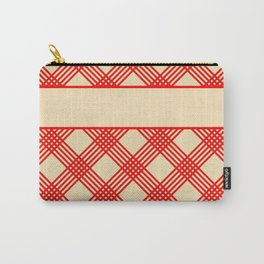 The Old Family Cookbook Carry-All Pouch