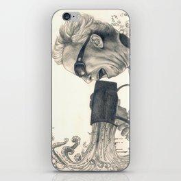The Mollusk Lingers... iPhone Skin